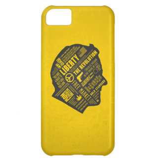 Ron Paul Libertarian Abstract Thought iPhone 5 iPhone 5C Case