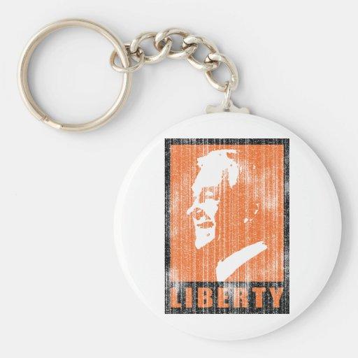 Ron Paul -Liberty Key Chain