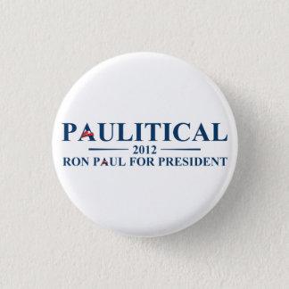 "Ron Paul ""Paulitical"" Button"