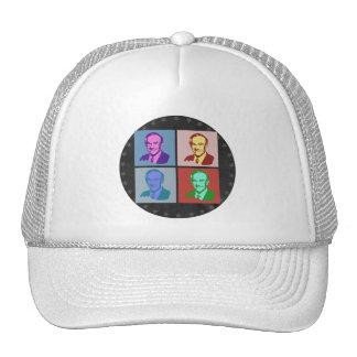 RON PAUL Pop Art Cap