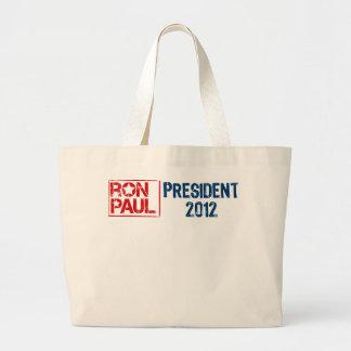 Ron Paul president 2012 Bags