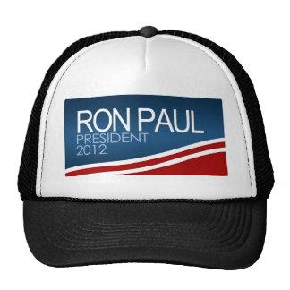 Ron Paul President 2012 Hat