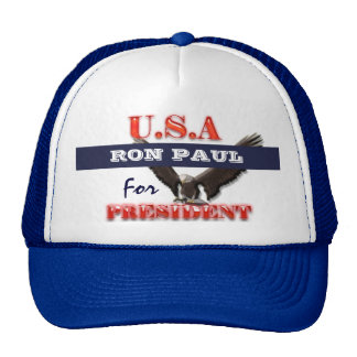 Ron Paul president 2012 CUSTOMIZE Hat