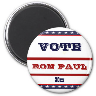 Ron Paul president 2012 CUSTOMIZE Magnet