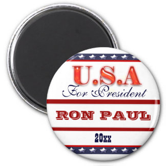 Ron Paul president 2012 CUSTOMIZE Fridge Magnets