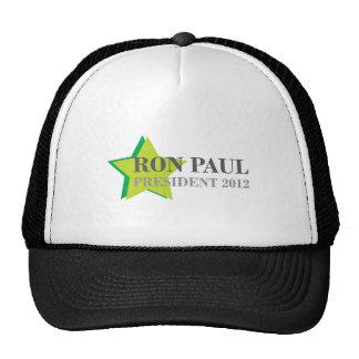 RON-PAUL-PRESIDENT CAP