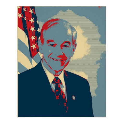 Ron Paul Re-Hope Poster
