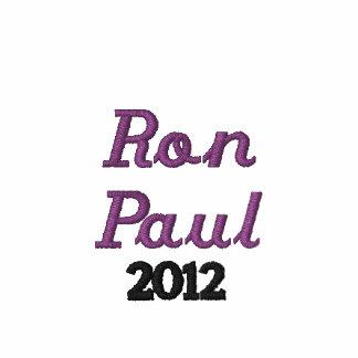 Ron Paul Republican Fleece Zip Jogger Jacket