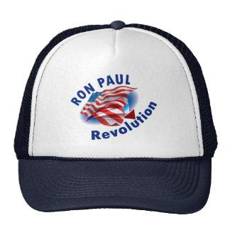 Ron Paul Revolution 2012 Cap