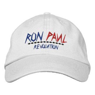 Ron Paul Revolution 2012 Embroidered Baseball Caps
