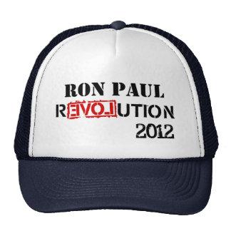 Ron Paul Revolution 2012 Mesh Hat