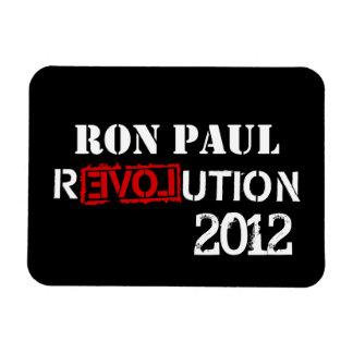 Ron Paul Revolution 2012 Rectangular Magnet