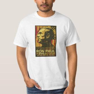 Ron Paul Revolution 2012 T Shirts