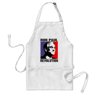 Ron Paul Revolution Aprons