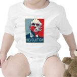 Ron Paul Revolution Baby Creeper