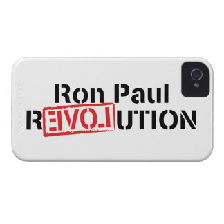 Ron Paul Revolution iPhone 4 Case