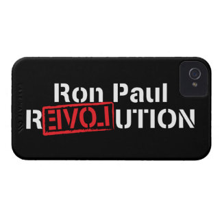 Ron Paul Revolution Case-Mate iPhone 4 Case