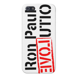Ron Paul Revolution Continues iPhone 5/5S Case