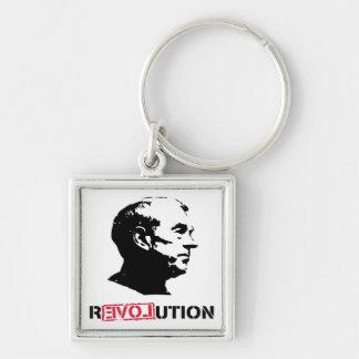 Ron Paul Revolution key chain