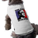 Ron Paul Revolution Pet Clothing