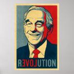 Ron Paul Revolution Poster