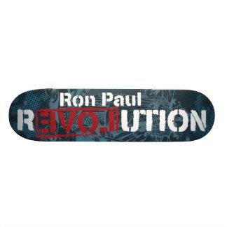 Ron Paul Revolution Skateboard