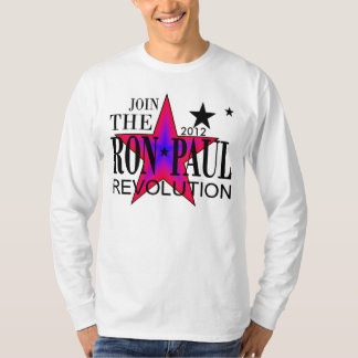 Ron Paul Revolution Star2, 2012 T-Shirt