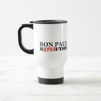 Ron Paul Revolution Travel Mug