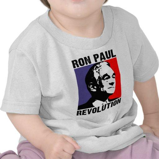 Ron Paul Revolution Tshirts