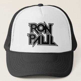 Ron Paul Rock Trucker Hat