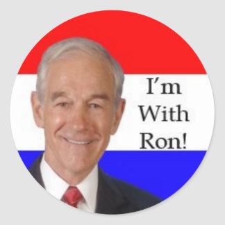 Ron Paul Sticker