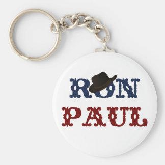 Ron Paul Texan Key Chain