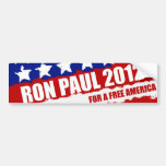 Ron Paul - the change we need Bumper Stickers