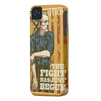 Ron Paul The Fight Has Just Begun iPhone Case iPhone 4 Covers