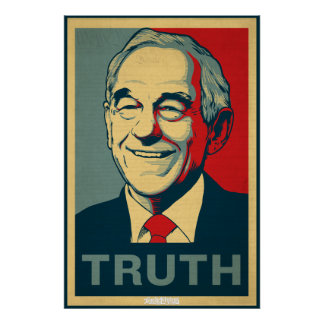 Ron Paul Truth Poster
