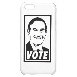 Ron Paul Vote 2012 Black iPhone 5C Cover