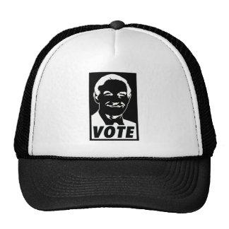 Ron Paul Vote 2012 Mesh Hats