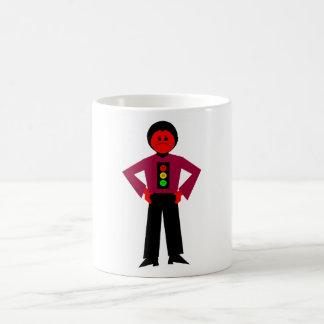 """Ron """"Red Ron"""" Buckstopper Basic White Mug"""