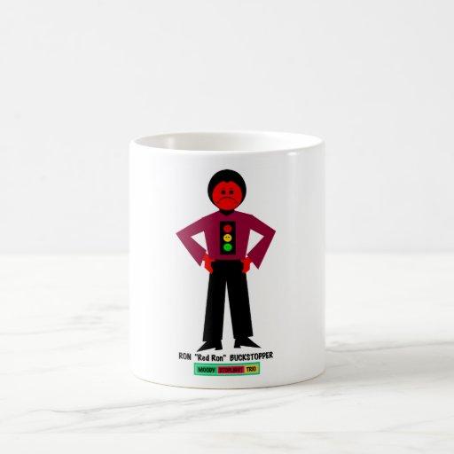 "Ron ""Red Ron"" Buckstopper Mug"