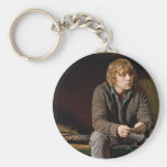 Ron Weasley 2 Basic Round Button Key Ring