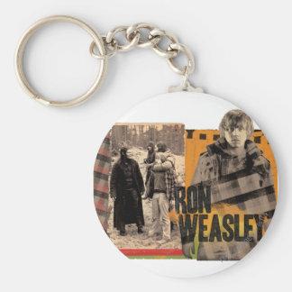 Ron Weasley 6 Key Chain