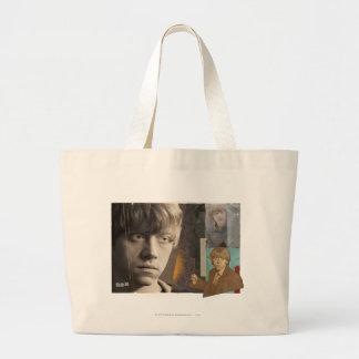 Ron Weasley 8 Jumbo Tote Bag
