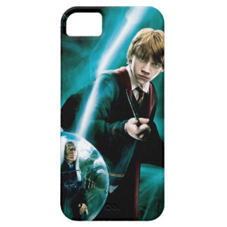 Ron Weasley and Lucius Malfoy iPhone 5 Cases