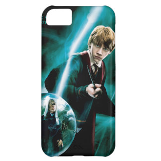 Ron Weasley and Lucius Malfoy iPhone 5C Case