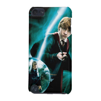 Ron Weasley and Lucius Malfoy iPod Touch (5th Generation) Case