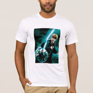 Ron Weasley and Lucius Malfoy T-Shirt