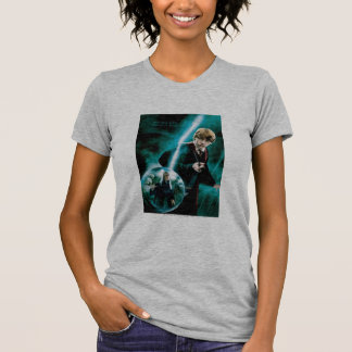Ron Weasley and Lucius Malfoy Tee Shirt