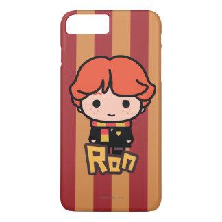 Ron Weasley Cartoon Character Art iPhone 8 Plus/7 Plus Case