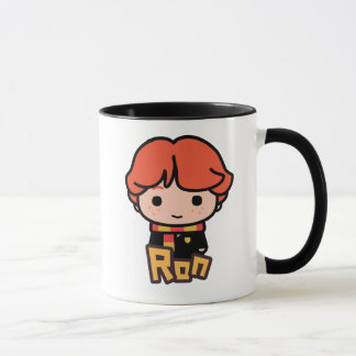 Ron Weasley Cartoon Character Art Mug