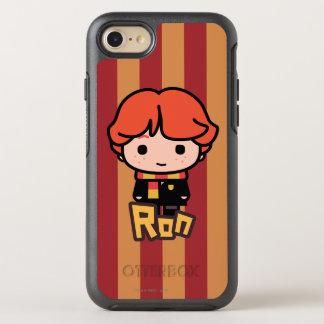 Ron Weasley Cartoon Character Art OtterBox Symmetry iPhone 8/7 Case